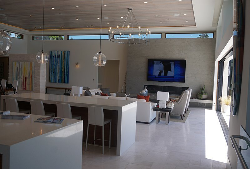 A picture of the Camino House home Automation Done By Shultz Audio Video
