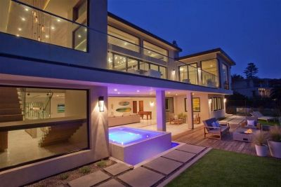 Camino House, Smart Home in La Jolla