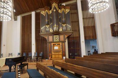 Church AV System Installation