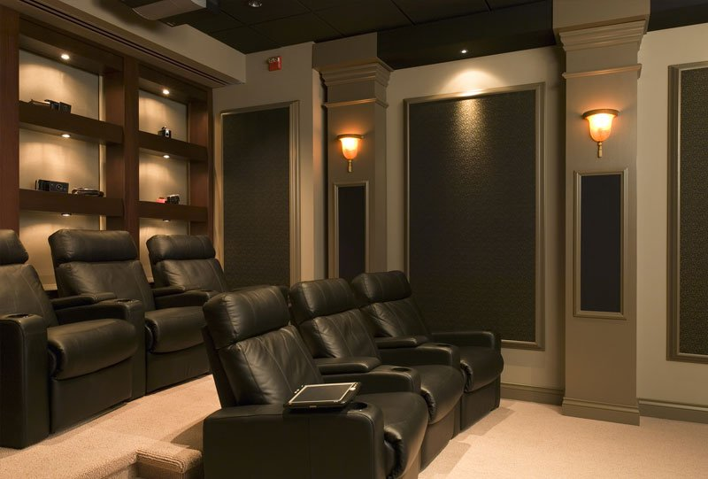 Dedicated Home Theater, San Diego