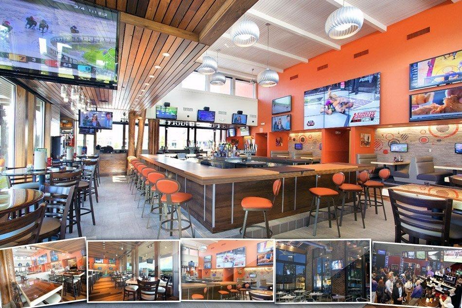 Video Distribution Sports Bars