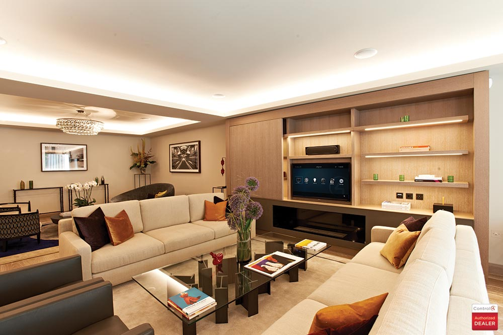 Home Automation, Control4