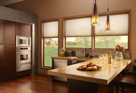 Lutron Motorized Shades