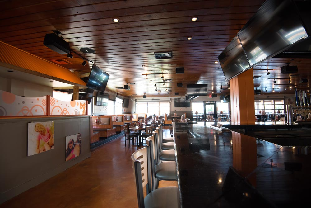 Hooters in Mission Valley, CA