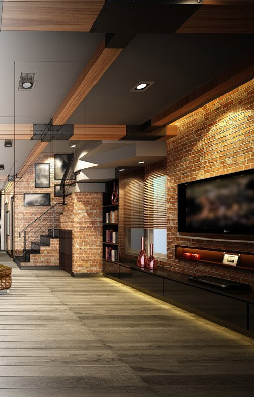 Blending Home Technology