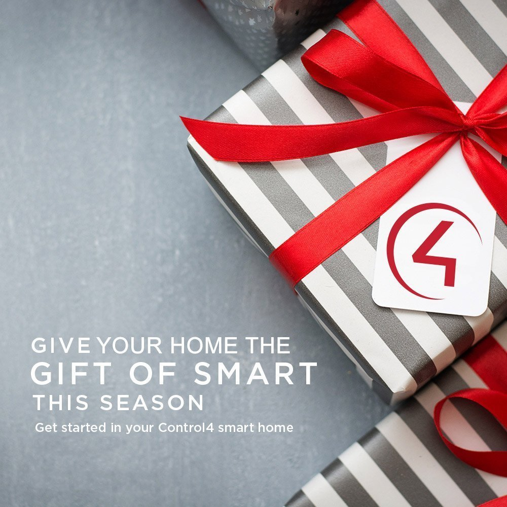 Give Your Home the Gift of Smart