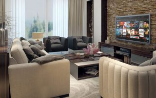 Family Room, Home Theater