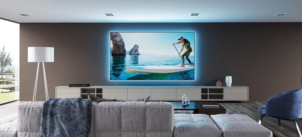 Projector Screens Zero Edge Pro