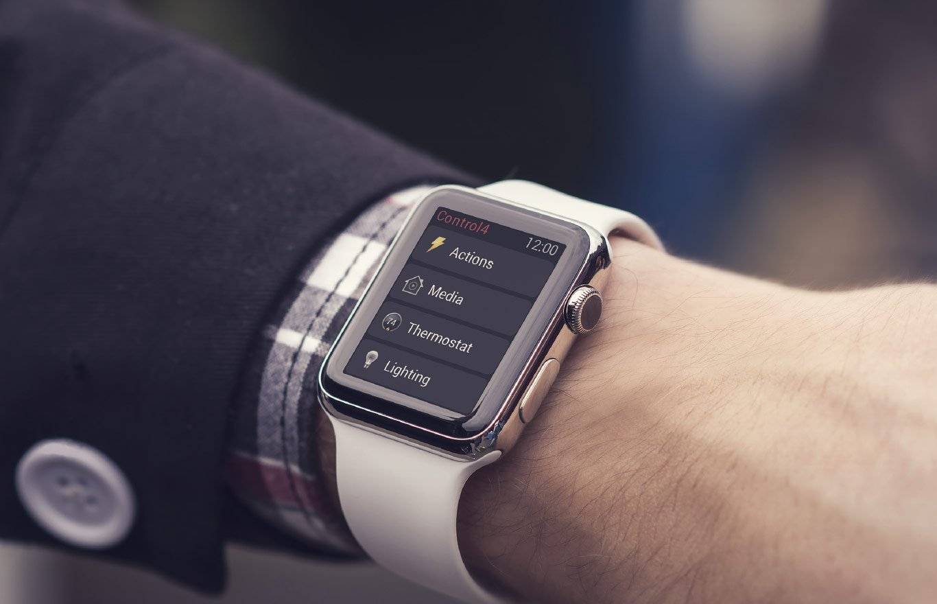 Control Your Home With Your Apple Watch
