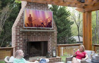 Outdoor Audio, Outdoor TV, Outdoor Networking