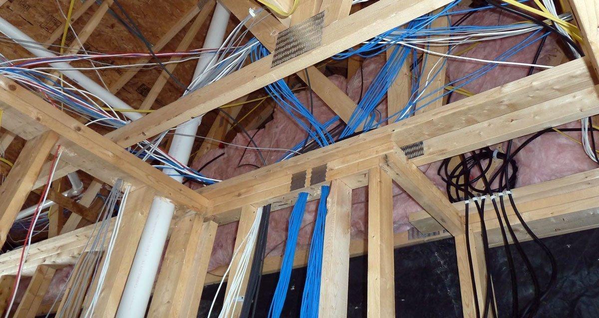 Wiring for Surround Sound