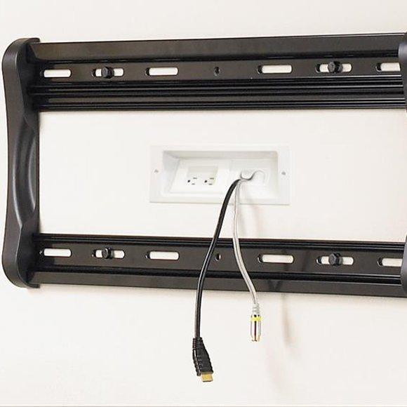 Signal & Power Wall Plate