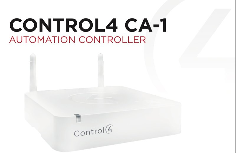 Control4 CA-1 Home Automation Control