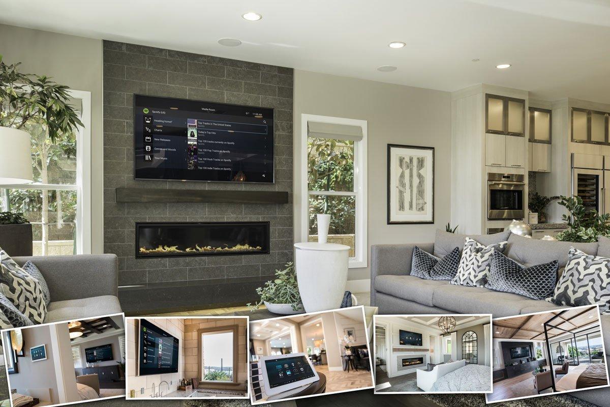 Smart Home Control Installation Partner