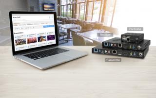 4K Ultra HD Video Distribution