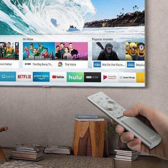 Q Smart QLED TV