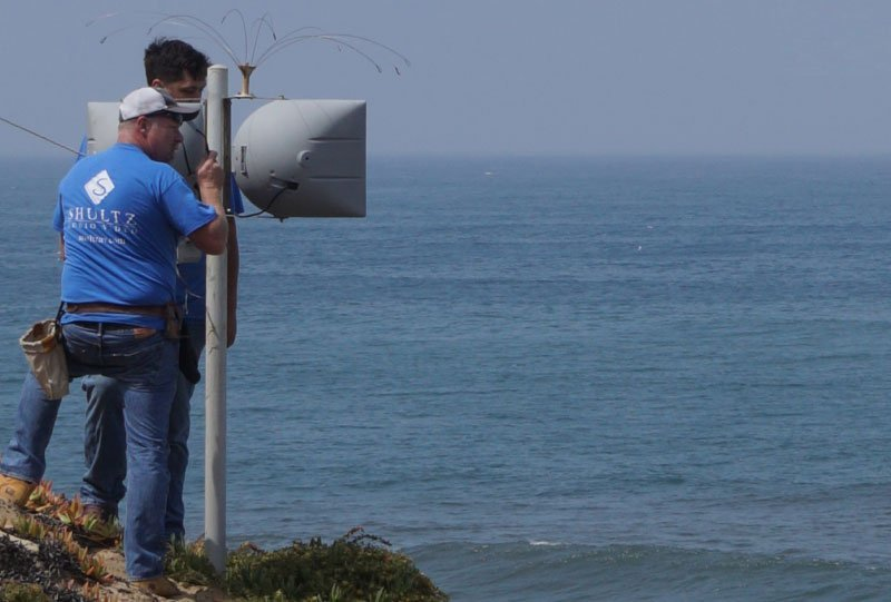 Outdoor Loudspeaker System