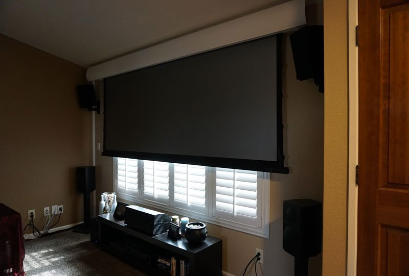 Living Room Home Theater