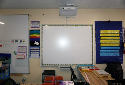 Banyan Tree Educational Services Smart Board Installation