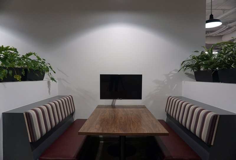 Telium Corporate Office Mounted Flat Panels Installation