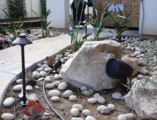 Landscape Speaker System Installation