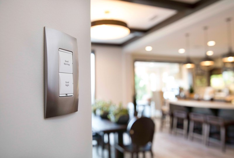 Custom Security Home Control and Multi Room Audio Install