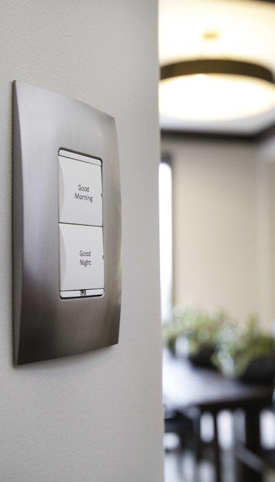 One Room Smart Lighting Control