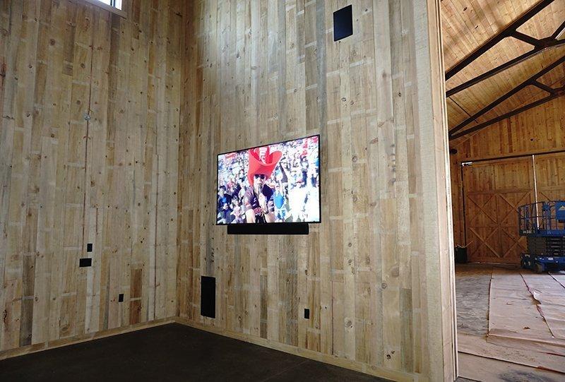 Indoor Outdoor Entertainment System
