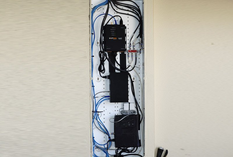 Home Network and TV Installation
