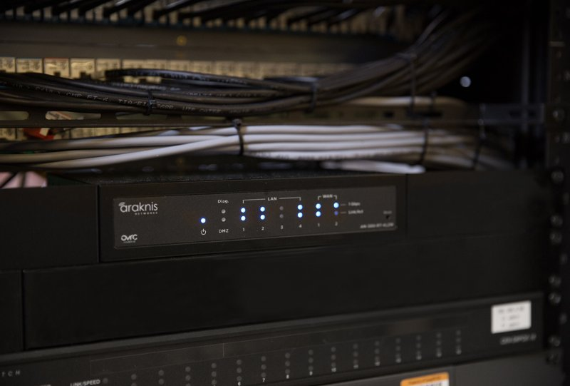 Whole Home Network Installation