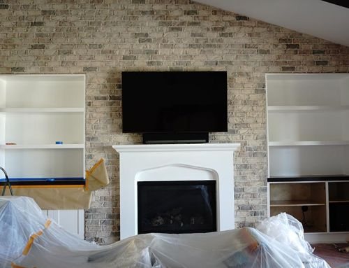 Santa Luz Home TV Mount and Home Network Installation