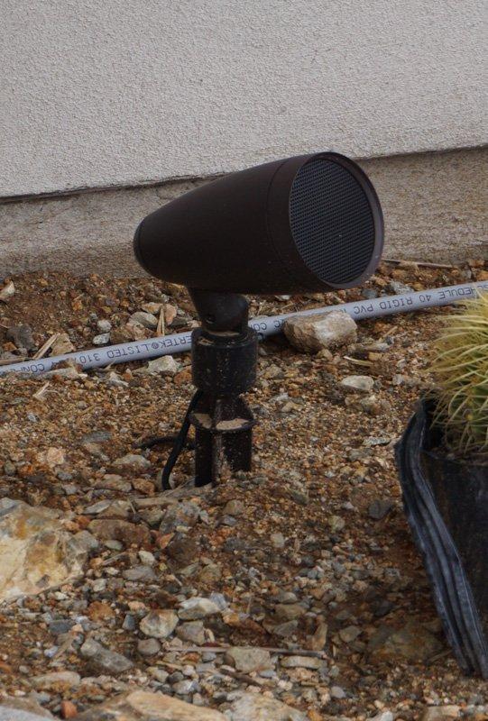Landscape Speaker
