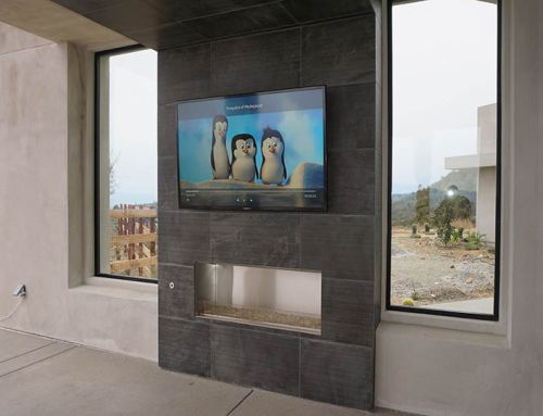 Indoor and Outdoor Audio Video Systems Installation