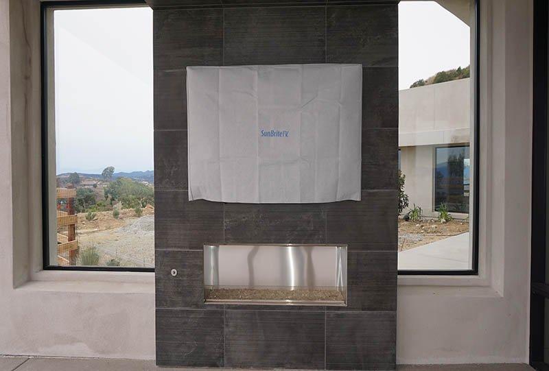 Outdoor 65 inch SunBriteTV