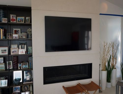 La Jolla Home Automation and AV System Installation