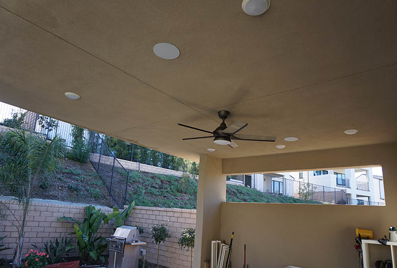 Patio In Ceiling Speakers